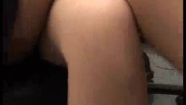 Solo sex of a showoff milf in sexy lingerie